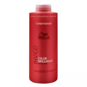Condicionador Professionals Invigo Color Brilliance 1000ml - Wella
