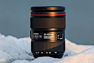 Objetiva Canon EF 24-105mm f/4 L IS II USM