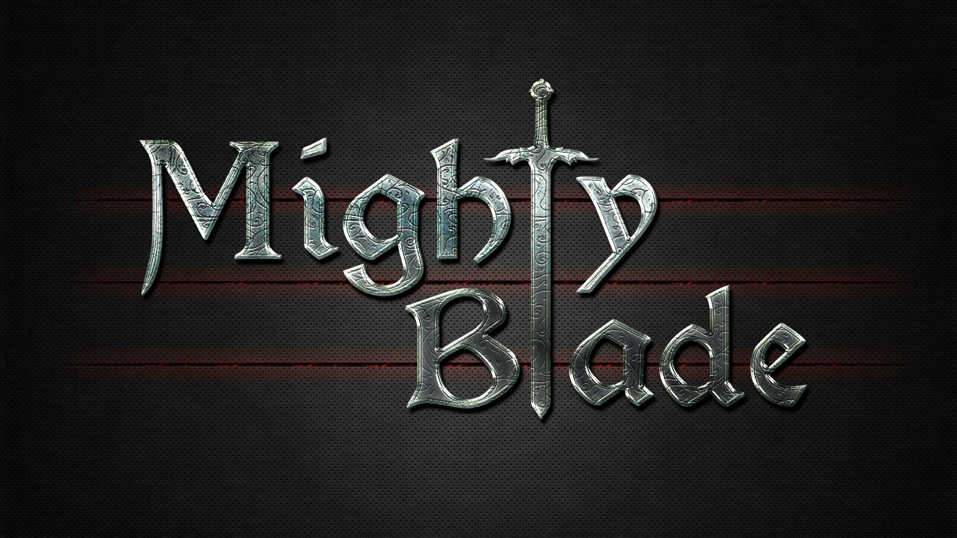 Nova edição do RPG Mighty Blade!