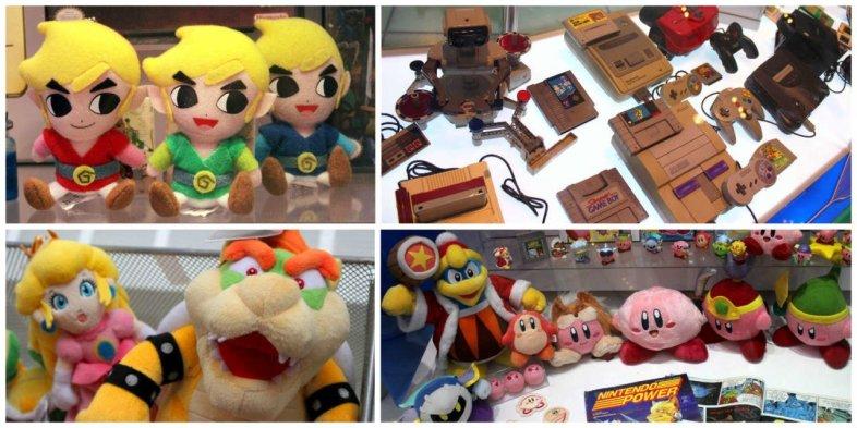 Loja da Nintendo em Nova York