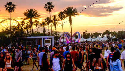 Coachella Valley Music and Arts Festival 2016 - Capa