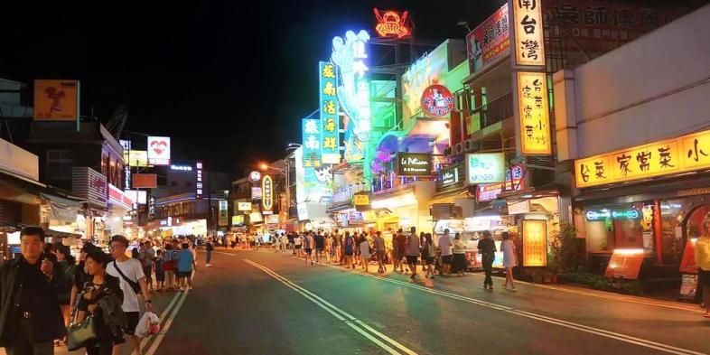 Night Market de Kenting