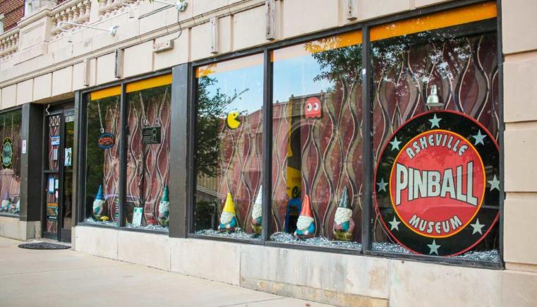 Roteiro Estados Unidos: O Pinball Museum de Asheville, na Carolina do Norte