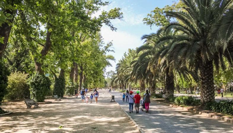 O que fazer em Santiago - Quinta Normal
