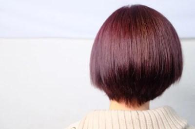 【大阪】カラーを繰り返している白髪染めのお客様にLULU トリートメントをして艶々にしてみた