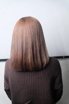 【効果は2、3ヶ月!】高級ハーブトリートメントでハイダメージのお客様の髪の毛をサラサラにしてみた。