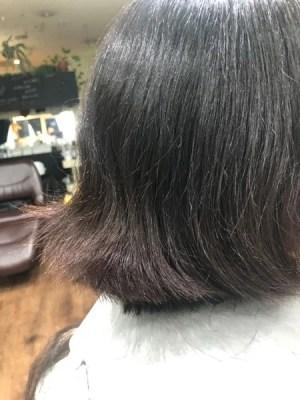 【大阪】ダメージとクセで広がる髪の毛にはジュエリーシステムトリートメントと縮毛矯正がオススメ