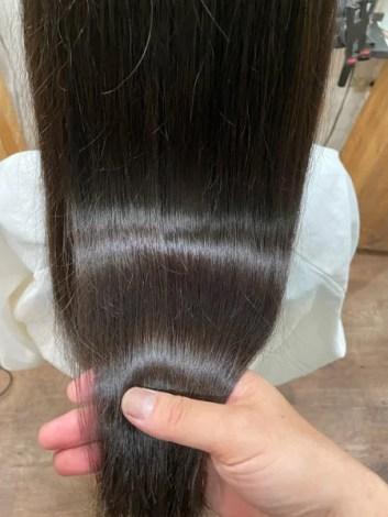【大阪 今里】髪の毛を伸ばしたい人必見。ベホマトリートメント