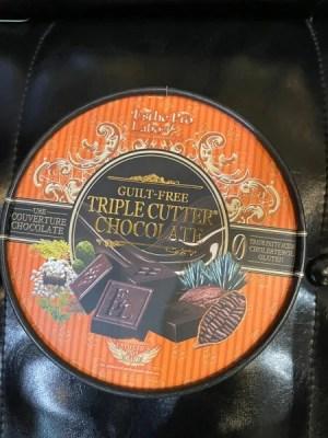 太らないギルトフリートリプルカッターチョコレートはどんな味なの?