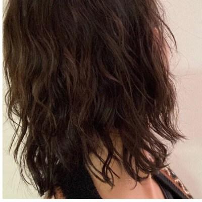 【大阪】パーマが当てられないと言われたブリーチ毛にLULUトリートメントをしてパーマしてみた