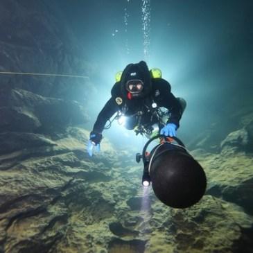 11.8.2017 Blaubeuren Sommerbühne: Unter Wasser weiter vorgedrungen ins Herz der Alb
