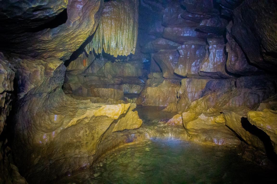 Polizeiverordnung Falkensteiner Höhle Grabenstetten