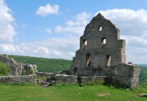 Sperrung der Burgruine Hohenurach