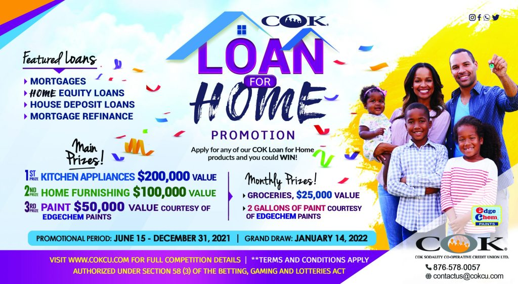 LOAN FOR HOME 2021 Promotion - Half Page Star