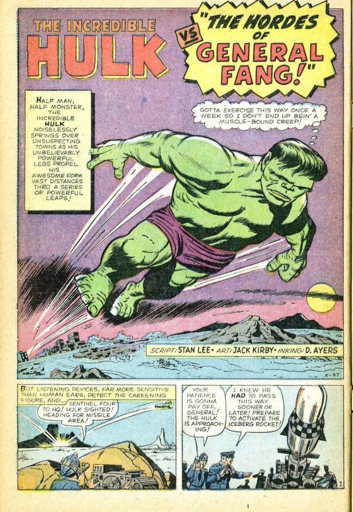 Hulk Script