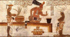 Cokelat telah dikonsumsi sejak peradaban Suku Maya di Amerika Selatan