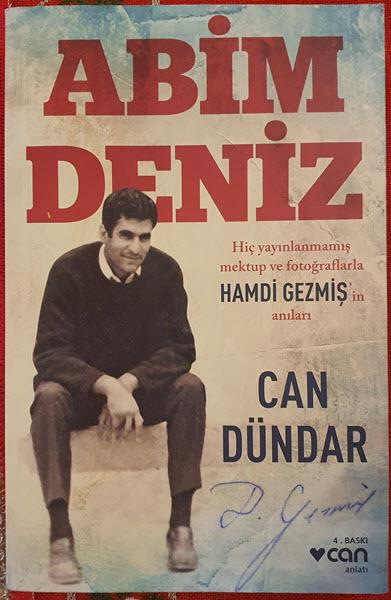 Can Dündar - Abim Deniz