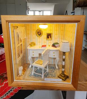 Miniatur Working Room
