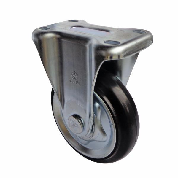 bánh xe càng n cố định, bánh xe cao su lõi thép