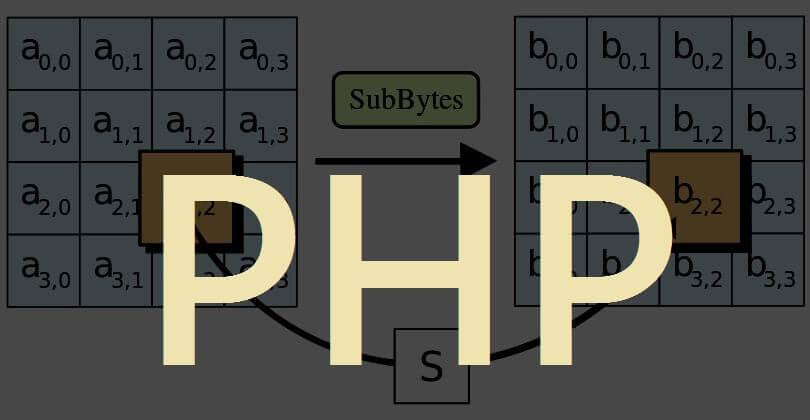 [PHP] 實做 AES 資料加密(含範例)