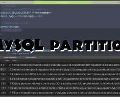 mysql-partition