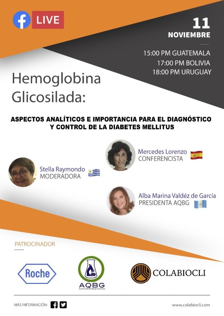 Hemoglobina Glicosilada: Aspectos analíticos e importancia para el diagnóstico y control de la Diabetes Mellitus