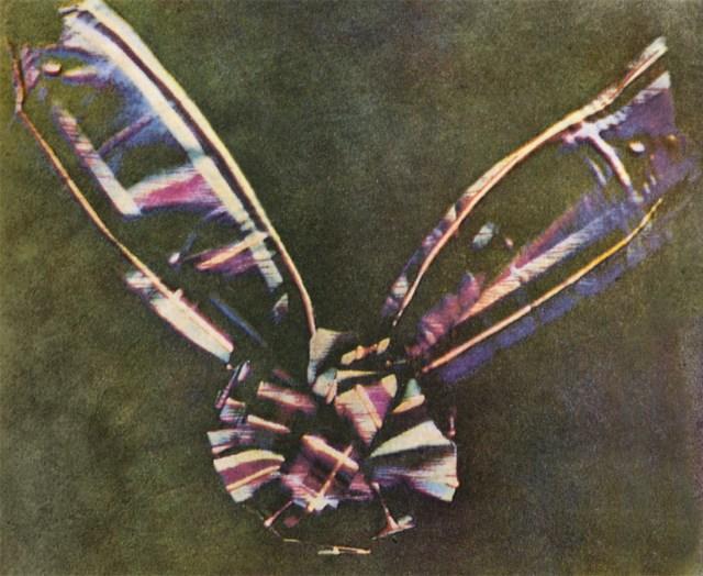 primera fotografía en color