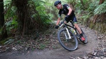 Chris Jongewaard has won Otway Odyssey's 100-kilometre ride a record six times since 2007.