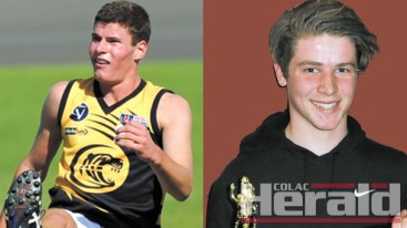 Alvie youngster Tyler Flanigan will have a chance to join the TAC Cup ranks after Geelong Falcons officials invited the footballer to train with the club.