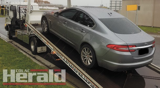 Police eager to impound cars