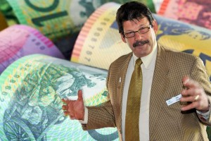 Colac Otway Shire CEO Rob Small is wondering where to find $3 million to cover a superannuation shortfall.