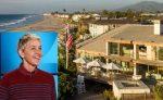 Ellen DeGeneres se muda a su nueva mansión de playa
