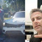 Carlos Ponce sufre aparatoso accidente automovilístico