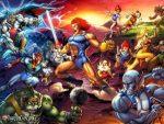 Los 'Thundercats' llegarán en nueva serie animada