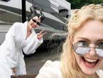 A Angelina Jolie le vuelven a poner los cuernos en 'Maléfica'