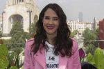 Ximena Sariñana presenta a su bebé en Instagram