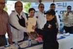 SEGUIMOS AVANZANDO EN ELEVAR EL NIVEL ACADÉMICO DE NUESTROS POLICÍAS: CAPITÁN AMAYA