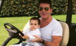 Simon Cowell está a dieta debido a su hijo