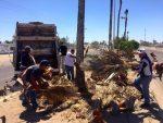 Ayuntamiento lleva a cabo Jornada de limpieza en Villa Ignacio Zaragoza