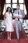 Harry y Meghan publican foto de los pies de Archie