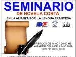 UN SEMINARIO DE DRAMATURGIA EN EL CENTRO CULTURAL ROGER DE CONYNCK, A.C.