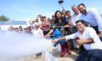 Beneficiando a más de 18 mil habitantes. inaugura alcaldesa ACG la reactivación del Pozo de agua 6