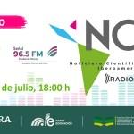 Radio Educación estrena el Noticiero Científico y Cultural Iberoamericano