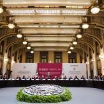 Participa C.M.D. en reunión del Consejo Nacional de Seguridad Pública.