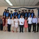 Secretario Técnico Jesús Martínez asiste a Clausura de UPN