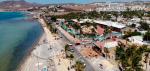 Malecón de La Paz presenta un avance del 68 por ciento.
