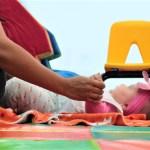 Imparte SSA, talleres de estimulación temprana a padres de familia en Loreto.