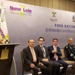 Participa B.C.S. en Foro Nacional de la Prevención de la Violencia y Delincuencia.