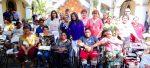 Más beneficios sociales para personas con discapacidad entrega Armida Castro