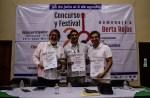 Reconocen los aportes de la guitarra clásica en festival de Taxco